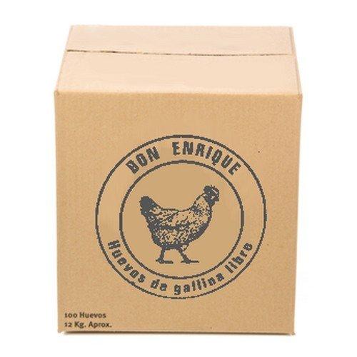 Caja de 100 huevos (Extras)