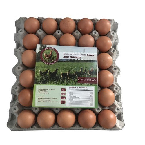 Bandeja de 30 huevos (Primera)